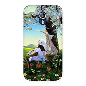 Ajay Enterprises Sisters Back Case Cover for Micromax Canvas Magnus A117