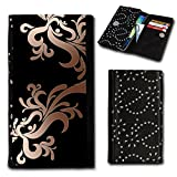 Book Style Flip Handy Tasche Case Schutz Hülle Foto Schale