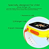 VIGICA-Q90-Children-Smartwatch-Kid-GPS-Tracker-Watch-SOS-Call-Passometer-Fitness-Wifi-Locus-for-Boys-iPhone-Android-Smartphone-bule