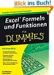 Excel Formeln und Funktionen für...