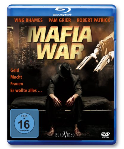 Mafia War [Blu-ray]