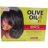 OLIVE OIL NO LYE RELAXER KIT NORMAL By ORGANIC ROOT STIMULATOR Relaxer Kit