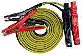 Schumacher BC-1408 14' 8-Guage Yellow Battery Booster Cable