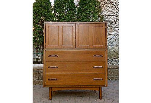 Circa60 Mid Century Modern Walnut Dresser