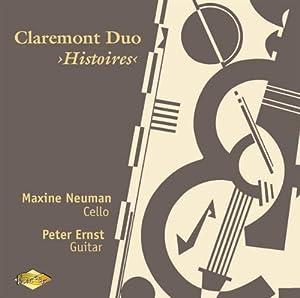 Histoires - Music for Cello & Guitar