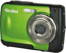 Rollei Sportline 60 Digitalkamera (5 Megapixel, 8-fach digitaler Zoom, 6 cm (2,4 Zoll) Display, bildstabilisiert, bis 3m wasserdicht) grün