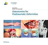 img - for Osteotomies for Posttraumatic Deformities book / textbook / text book
