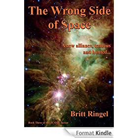 The Wrong Side of Space (TCOTU, Book 3) (This Corner of the Universe) (English Edition)