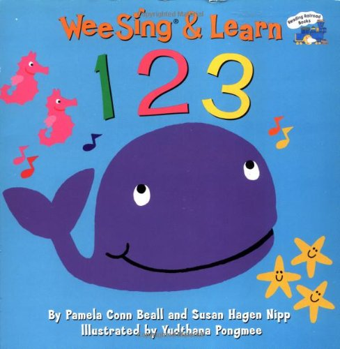 Wee Sing & Learn 123 (Reading Railroad)