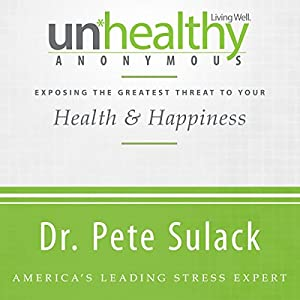 Unhealthy Anonymous Audiobook