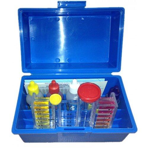 Poolmaster 22276 5 Way Deluxe Test Kit
