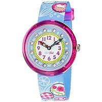 [フリック フラック]FLIK FLAK キッズ腕時計 Cute Size(キュートサイズ) GIRLY BADGES(ガーリー・バッジズ) ZFBNP023 ガールズ 【正規輸入品】