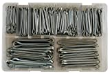 Connect - 31876 Assorted Split Cotter Pins-Large Sizes Box Qty 220