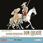 Seltsame Abenteuer des Don Quijote | Jörg Schubiger