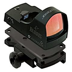 Burris FastFire Red-Dot Reflex Sight with Picatinny Mount ( 4 MOA Dot Reticle) by Burris
