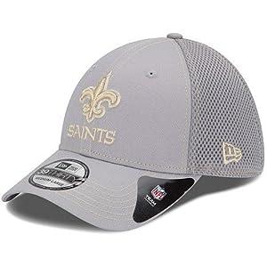 NFL New Orleans Saints Flex Fit Cap by New Era