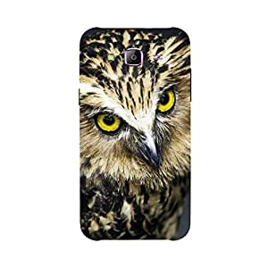 Back cover for Samsung Galaxy A5 Staring Owl