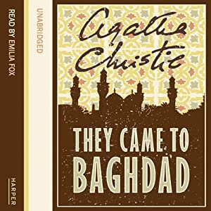 They Came to Baghdad Audiobook