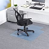 AmazonBasics Carpet Chair Mat - 47in x 35in