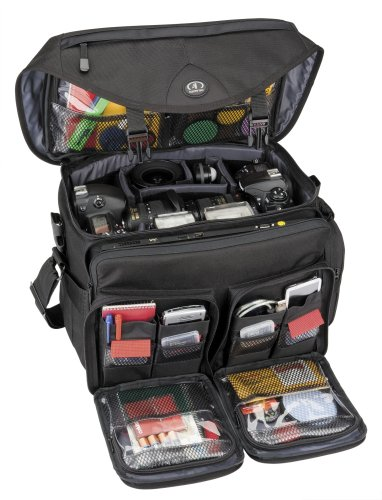 Tamrac 5611 Ultra Pro 11 Camera Bag (Black) front-1055804