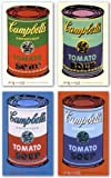 Campbell's Soup Can, 1965 Set by Andy Warhol 56
