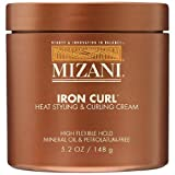 Mizani Iron Curl Heat Styling & Curling Cream 148g