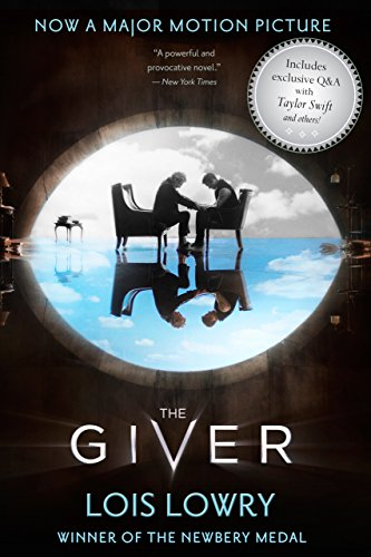 Lois Lowry - The Giver Movie Tie-In Edition (Giver Quartet)