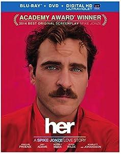 Her (Blu-ray + DVD)