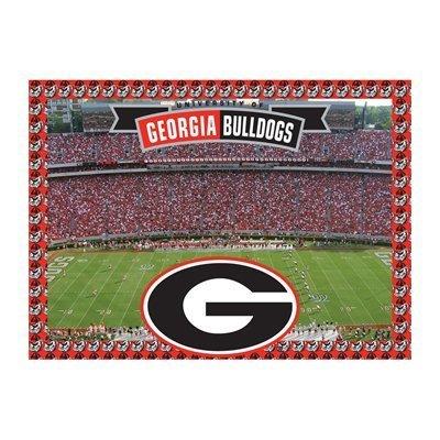 Georgia Bulldogs Jigsaw Puzzle