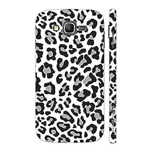 Enthopia Designer Hardshell Case A white Leopard Back Cover for Samsung Galaxy Grand Prime