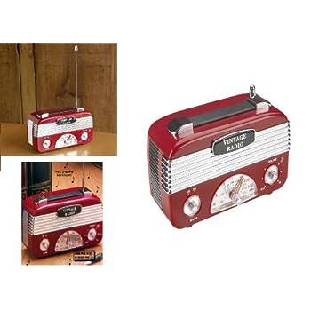 AM/FM Vintage Radio