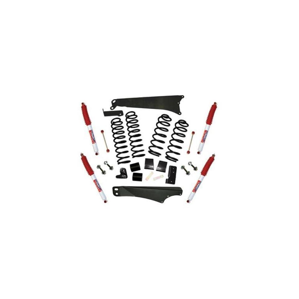 07 11 Jeep Wrangler 4WD Skyjacker Lift Kit