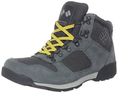 Columbia Original Sierra Hiking Boot 哥伦比亚 男式 山脉 徒步鞋 黑灰 $89.64