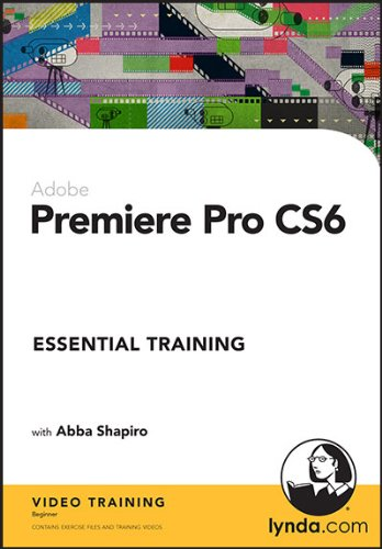 Premiere Pro CS6 Essential Training (PC/Mac)