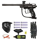 Spyder Victor 09 Paintball Gun Marker Mega Set ~ A.C. Kerman - Paintball