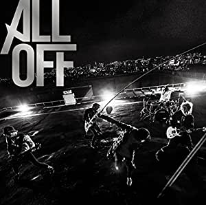 ALL OFF / 「Never Gave Up」 TVアニメ「ヘヴィーオブジェクト」新オープニングテーマ <アーティスト盤> [CD]