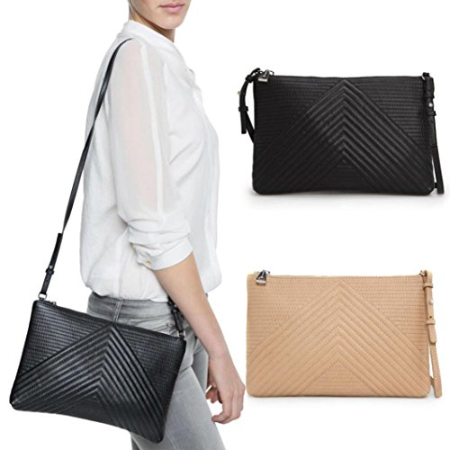 Ammazona-Women-Leather-Handbags-Shoulder-Small-bag-Messenger-bag-Clutch