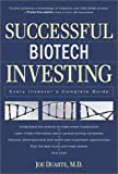 img - for By Joe Duarte M.D. Successful Biotech Investing: Every Investor's Complete Guide [Hardcover] book / textbook / text book