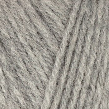 Lion Brand Wool-Ease Yarn (151) Grey Heather