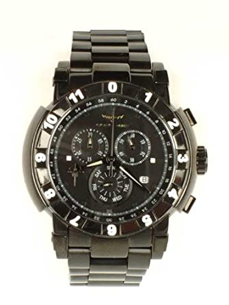 Corvette Stingray Apparel on Amazon Com  Corvette Stingray Swiss Chronograph Watch Black  Clothing