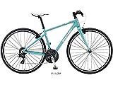 ビアンキ(BIANCHI) CYCLE 2016 ROMA-4 (3x8s) クロスバイク チェレステ 46