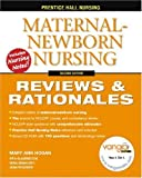 img - for By Author Prentice-Hall Nursing Reviews & Rationals: Maternal-Newborn Nursing, 2nd Edition (2e) book / textbook / text book