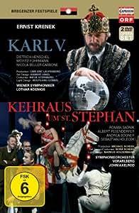 Krenek: Karl V. & Kehraus um St. Stephan [Import]