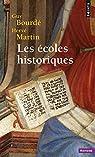 Les écoles historiques par Bourdé
