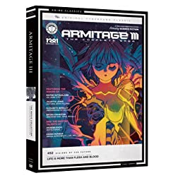 Armitage: Movie Collection - Armitage III (Classic)