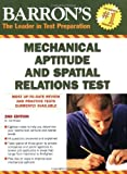 Barrons Mechanical Aptitude and Spatial Relations Test (Barrons Mechanical Aptitude & Spatial Relations Test)