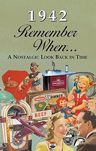 Seek Publishing 1942 Remember When KardLet (RW1942)