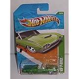 Hot Wheels 2011 HOT WHEELS '63 T-BIRD $ SUPER $ TREASURE HUNT #6/15 at Sears.com