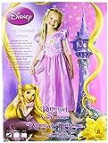 Disney Tangled Classic Rapunzel Fancy Dress Costume - Ages 3 - 4