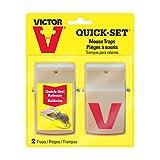 Victor M130 Quick Set! Mouse Trap